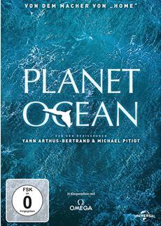 """Die U.N. und OMEGA präsentieren """"Planet Ocean"""" in Anwesenheit von Ban Ki-Moon und Yann Arthus-Bertrand"""