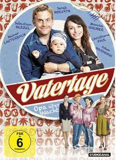 DVD-VÖ   Turbulente Komödie VATERTAGE – OPA ÜBER NACHT
