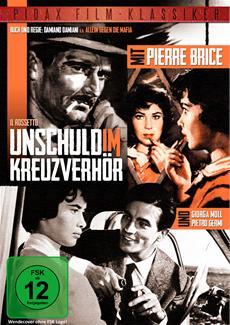 """DVD-Veröffentlichung des Klassikers """"Unschuld im Kreuzverhör"""" mit Pierre Brice am 13.03.2015"""