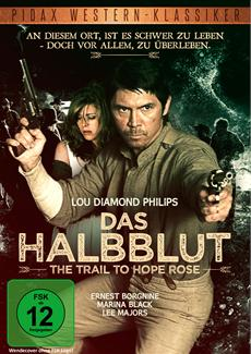 """DVD-Veröffentlichung des Westerns """"Das Halblut"""" am 27.01.2015"""