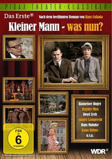 """DVD-Veröffentlichung """"Kleiner Mann, was nun?"""" nach dem Roman von Hans Fallada am 29.11.2013"""