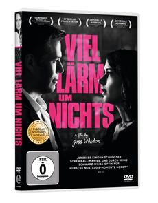 DVD VÖ: Joss Whedon: VIEL LÄRM UM NICHTS (28.11.2014)