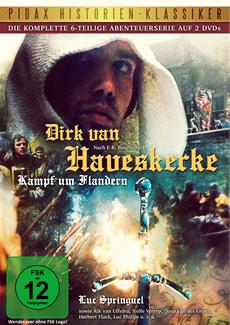 "DVD-VÖ | Abenteuerserie ""Dirk van Haveskerke - Kampf um Flandern"" und der Klassiker ""Dr. Crippen an Bord"""
