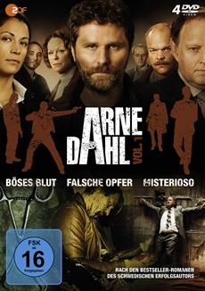 DVD-VÖ   Arne Dahl – Vol. 1