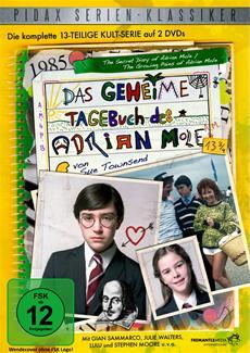 DVD-VÖ | Das geheime Tagebuch des Adrian Mole, 13 3/4