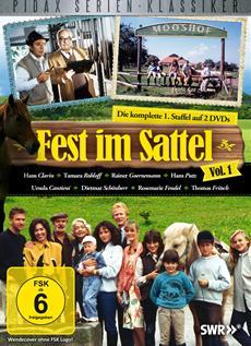 DVD-VÖ | Fest im Sattel