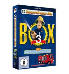 DVD-VÖ | Feuerwehrmann Sam Box 3 (VÖ: 16.05.2014)