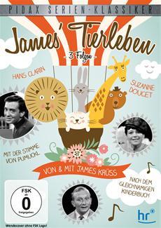 """DVD VÖ: """"James' Tierleben"""" von und mit James Krüss am 21.11.2014"""