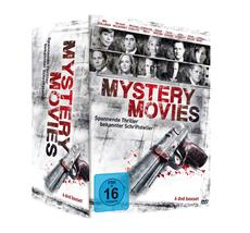 DVD - VÖ | Mystery Movies 6-DVDs (28.03.2014)