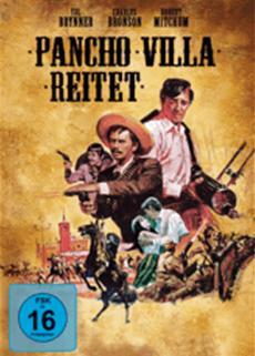 DVD-VÖ   PANCHO VILLA REITET mit Charles Bronson erscheint am 12. April