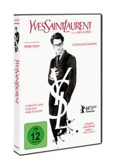 DVD-BD | Yves Saint Laurent