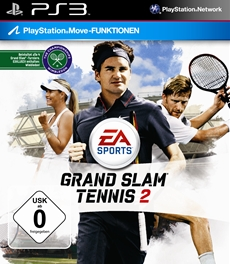 EA SPORTS Grand Slam Tennis 2 ist ab heute im Handel erhältlich