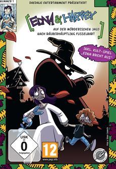 Edna & Harvey: Erster Comic-Band von Daedalic Entertainment ab morgen im Handel erhältlich