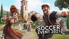 Es wird sportlich: Forge of Empires präsentiert den Soccer Cup 2021