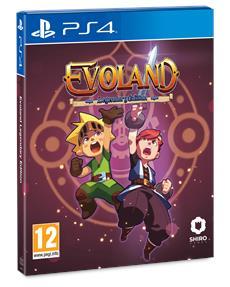 Evoland: Legendary Edition erhält limitierte, physische Edition für die PlayStation 4