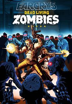 Far Cry 5 Dead Living Zombies DLC erscheint am 28. August
