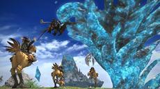 Final Fantasy XIV - Neues Bildmaterial zu Update 3.1 veröffentlicht