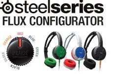 SteelSeries präsentiert den Flux Konfigurator