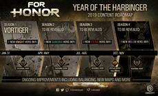 For Honor | Year of the Harbinger startet am 31. Januar