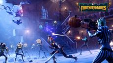 Fortnite: Fortnitemares Update ab sofort verfügbar