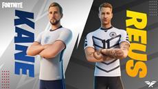 Fortnite - Fußballprofis Reus und Kane spielen sich in die Ikonen-Reihe