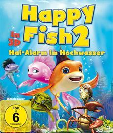 """Fortsetzung des erfolgreichen Titels """"Happy Fish - Hai-Alarm und frische Fische""""!"""
