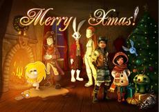 Frohe Weihnachten von Daedalic Entertainment!