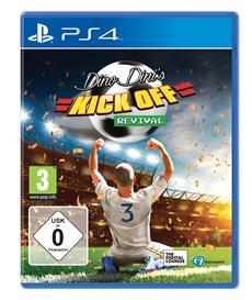 """Fußball auf der PS4 mit """"Dino Dinis Kick Off Revival"""""""