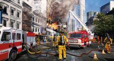 gamescom 2019: Astragon - Firefighting Simulator