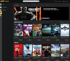 Gamescom-Neuheiten und PC-Games-Bestseller direkt bei JUKE downloaden oder vorbestellen