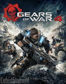 Gears of War 4 erscheint am 11. Oktober