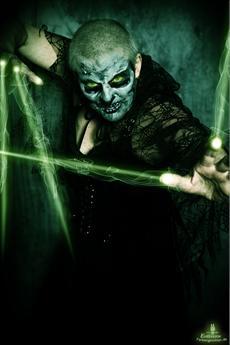 Geister-Casting für die Halloween Nights - Thomashütte Erlebnisgasthaus -Teil 1