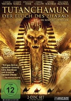 Gewinnspiel: Tutanchamun, Der Fluch des Pharao