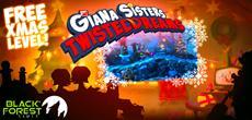 Giana Sisters: Twisted Dreams feiert Weihnachten