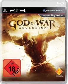 God of War®: Ascension für PlayStation®3 – Start der epischen und actionreichen Mehrspieler-Beta ab 08. Januar 2013
