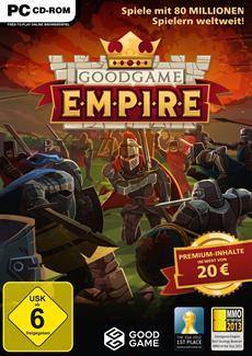 Goodgame Empire - Erstmals im Laden erhältlich und 80 Millionen registrierte Spieler