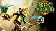 Gorgeous Sci-Fi Puzzler Retro Machina Demo Available Now!