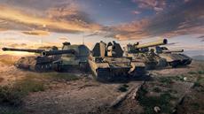 Grundlegende Veränderung der Artillerie in World of Tanks und mehr (Update 1.13)