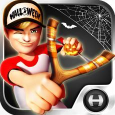 Gruseln an Halloween - mit dem Horror-Modus von Naughty Boy!