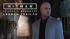 HITMAN: Episode 3 - Marrakesch veröffentlicht