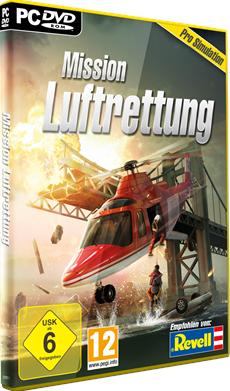 Hubschrauber-Simulation ab heute im Handel