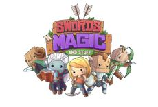 "Incredible adventures await as action-RPG ""Swords 'n Magic and Stuff"" journeys forth on Steam Early Access"