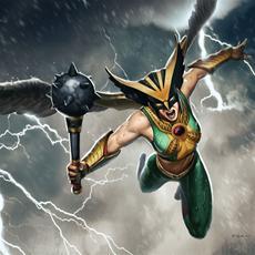 Infinite Crisis: Bekämpfe das Verbrechen als Hawkgirl!