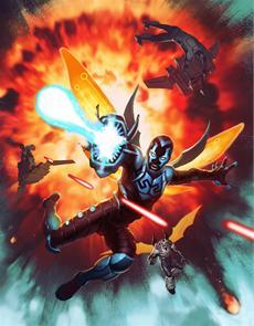 Infinite Crisis - Neuer Champion Blue Beetle