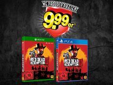 """Jetzt als """"9.99er"""" vorbestellen: Red Dead Redemption 2"""