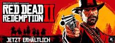Jetzt bei GameStop: tolle Angebote zum Release von Red Dead Redemption 2!