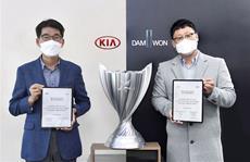 Kia sponsert aktuellen League of Legends-Weltmeister DAMWON Gaming