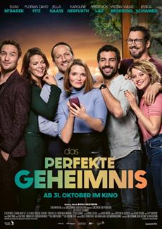 DAS PERFEKTE GEHEIMNIS - Ab 02. April 2020 auf DVD, Blu-ray und als Video on Demand