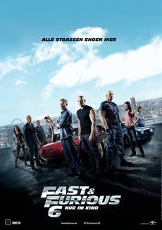 Gewinnspiel: Fast & Furious 6