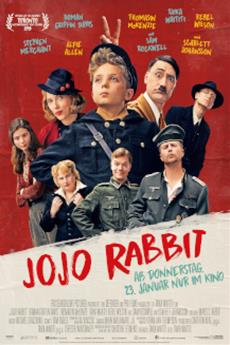 Trailer zu JOJO RABBIT